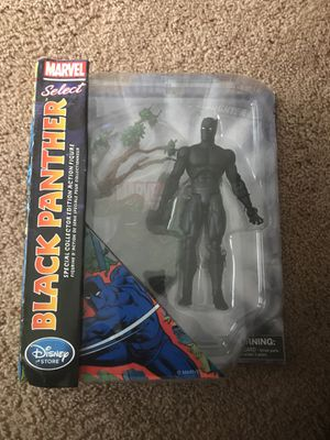 Disney Marvel Select Black Panther Action Figure Collectible for Sale in Atlanta, GA