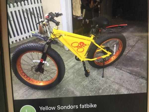 Sondor Electric Bike