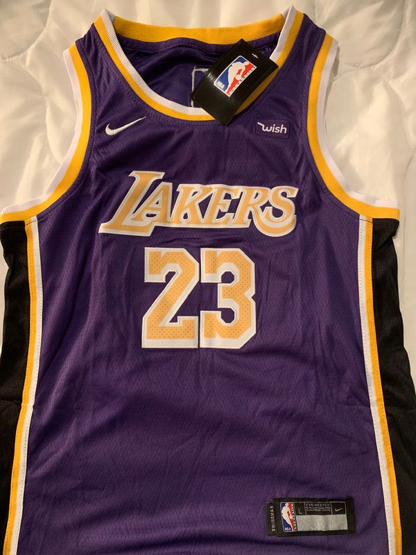 watch 01461 4b842 2018/2019 Youth kids Stitiched Lebron James Lakers Jersey for Sale in  Youngsville, LA - OfferUp