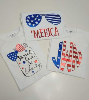 Customized 4th of July T-shirts for Sale in Austin, TX