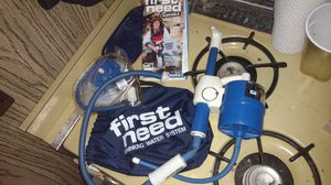 First need water filtration system for Sale in Mukilteo, WA