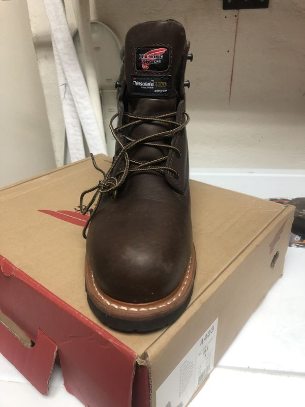 2e991a31fb8 New and Used Red wing boots for Sale in San Leandro, CA - OfferUp