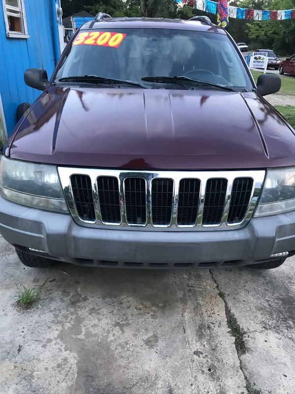 jeep veh grand in cherokee rouge contact suv la laredo baton
