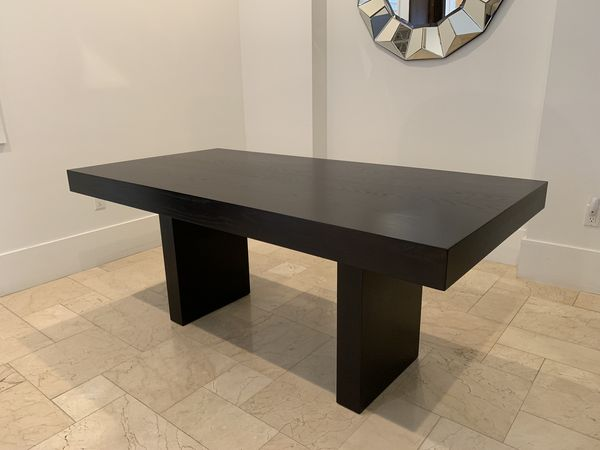 Fabulous West Elm Terra Dining Room Table For Sale In Miami Fl Offerup Interior Design Ideas Philsoteloinfo