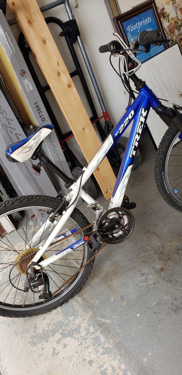 Trek Blue Bike For Sale In San Dimas Ca Offerup
