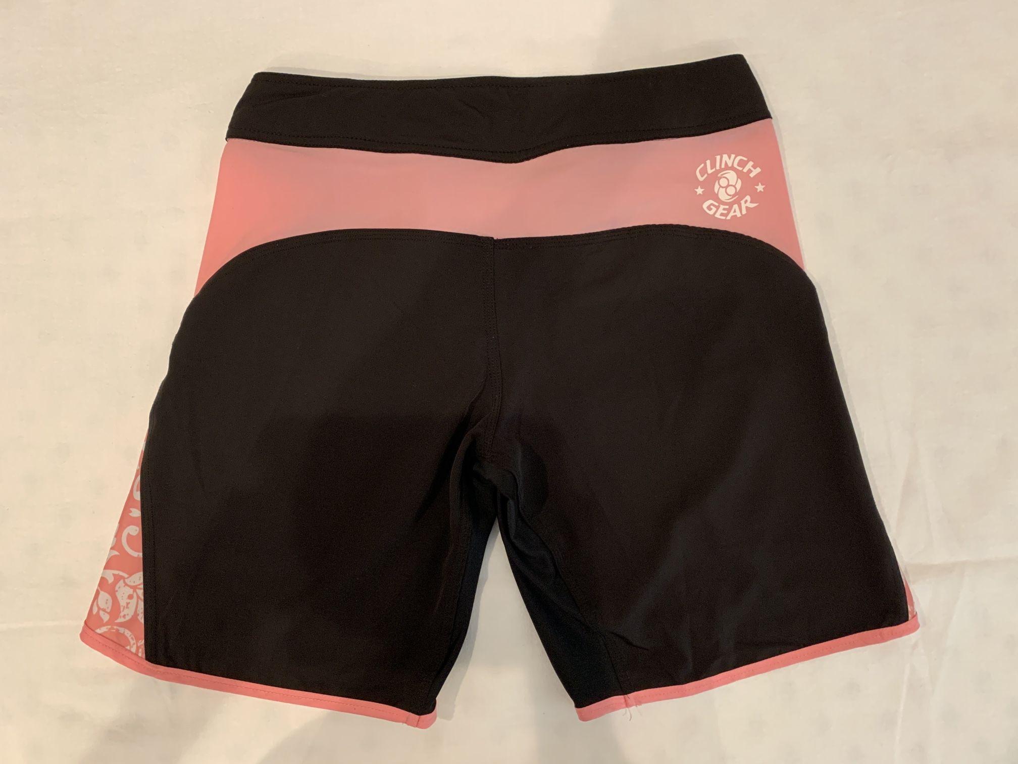 2 Clinch Gear shorts, Size 6