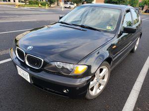 2004 BMW 330xi All-Wheel-Drive for Sale in Falls Church, VA
