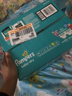 Pampers Size 5 Thumbnail