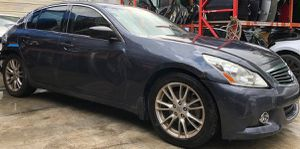 2007-2015 INFINITI G35 G37 Q40 G25 PART OUT! for Sale in Fort Lauderdale, FL