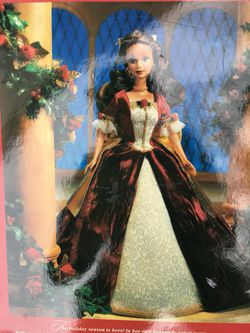 Holiday BARBIE NEW IN BOXES Thumbnail