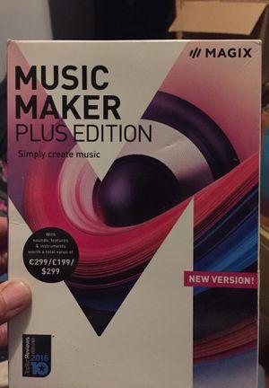 Music Maker Software for Sale in Denver, CO
