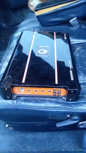 Photo Quantum Audio 2000 Watt Monoblock Amp