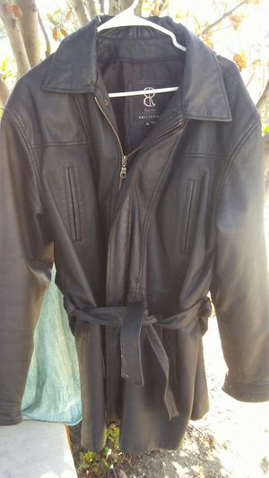 Men S Soft Leather Jacket For Sale In Yucaipa Ca Offerup
