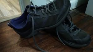 **Nice**DANSKO Energy PORON SZ 39 (8.5- 9) Womens Blue Gray Leather Suede Walking Shoes for Sale in Denver, CO