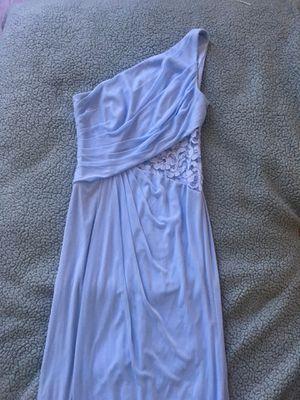 David's Bridal blue bridesmaid/formal dress for Sale in Lynchburg, VA