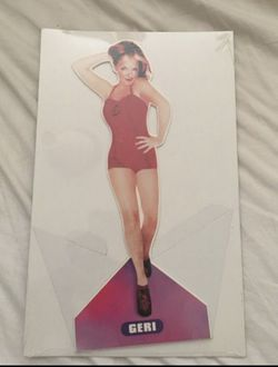 SPICE GIRLS VINTAGE POP-UP CARDS Thumbnail