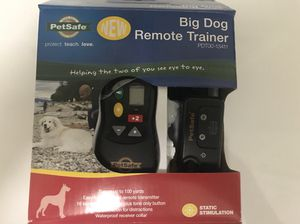 Petsafe Big Dog Pet Trainer for Sale in Germantown, MD