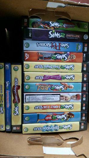 Sims pc games for Sale in Salt Lake City, UT
