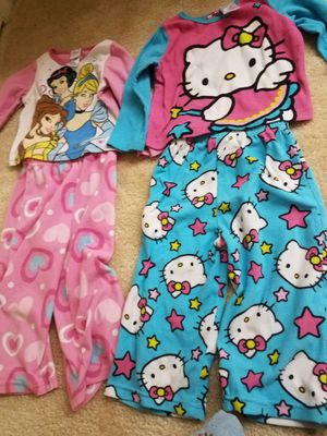 2 fleece pajama sets for $10. for Sale in Potomac, MD