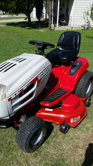 Riding Mower Huskee Supreme 50 Inch Cut For In Haltom City Tx Offerup