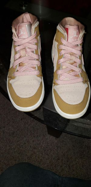 0e2fa01e8b5c Air Jordan s retro 1 Hare.. For kids Size 12c for Sale in Dallas