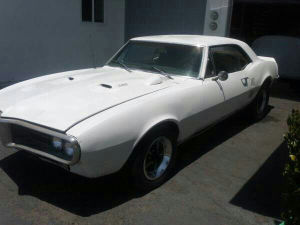 1967 Pontiac Firebird 400 4 speed coupe rare muscle car 1968 1969 1970  better than camaro for Sale in Oceanside, CA - OfferUp