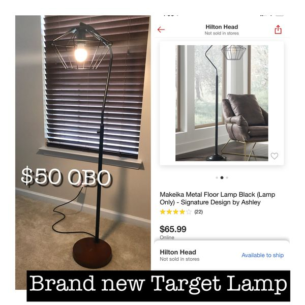 New and Used Floor lamps for Sale in Savannah, GA - OfferUp