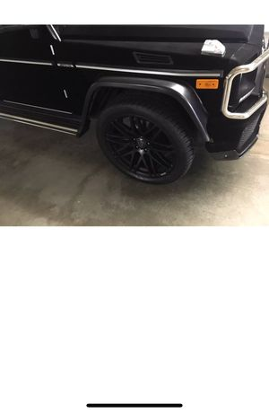 G class AMG style fender flares for Sale in Los Angeles, CA