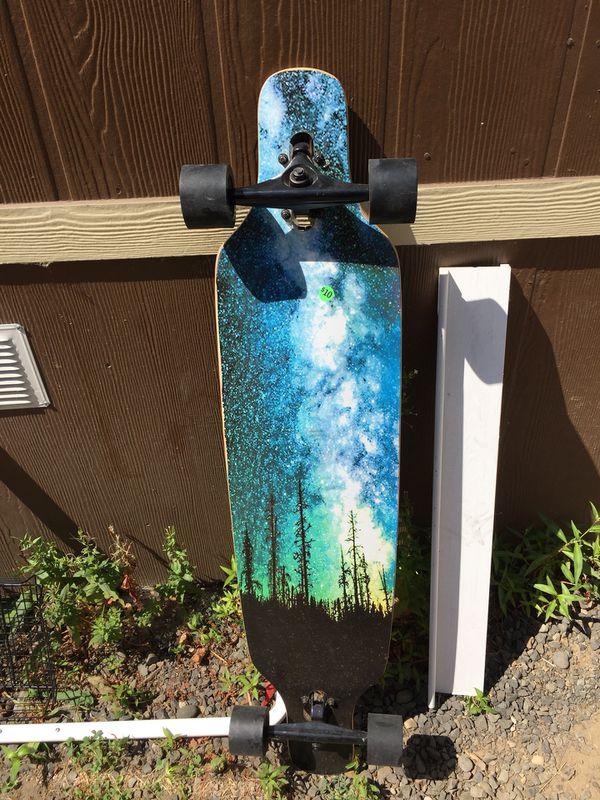 enkeeo longboard  Enkeeo longboard for Sale in Portland, OR - OfferUp