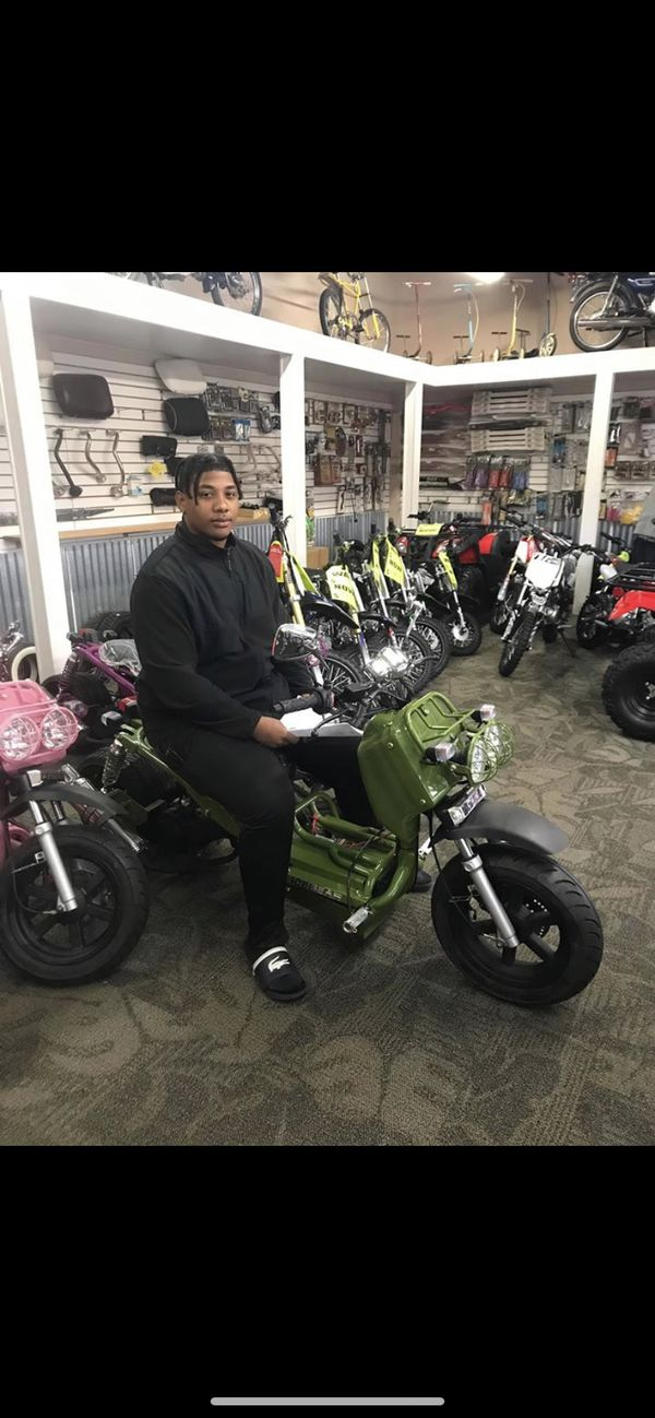 New 50cc Maddog Scooter California Street Legal No Motorcycle License  Required! for Sale in Alta Loma, CA - OfferUp