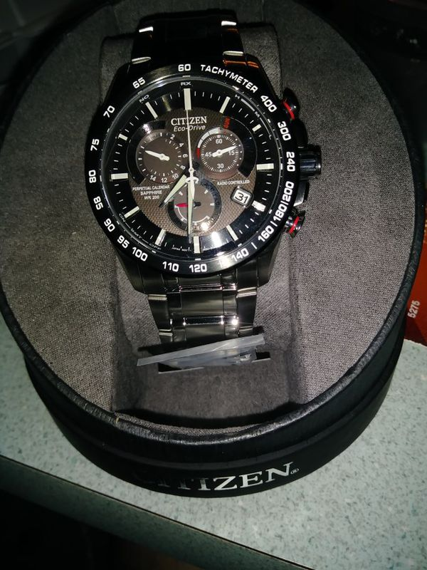 Mens Citizen Eco Drive Watch Model At4008 51e E650 E For Sale In