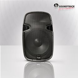 """AS-400. Speaker 15"""" with stand and cable.Brand new Thumbnail"""