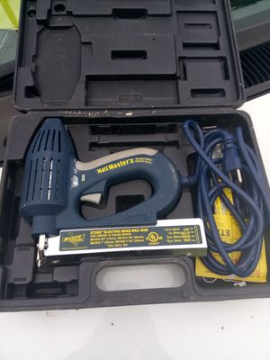 Brad nail gun Electric for Sale in Tacoma, WA