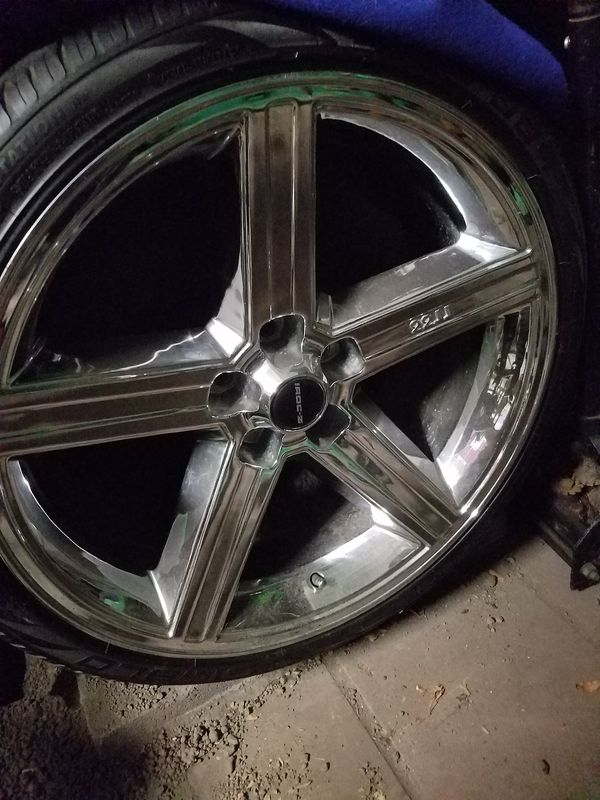 22 Inch Iroc Rims With Tires For Sale In Los Angeles Ca Offerup