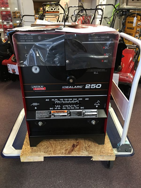 New Lincoln Electric 300amp AC, 250amp DC Stick Welder  K1053-8 for Sale in  Newton, MA - OfferUp