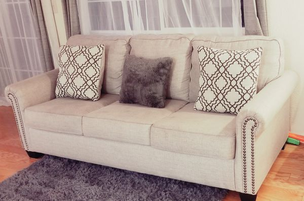 Farouh Sofa And Loveseat Ashley S Furniture For Sale In Bremerton Wa Offerup
