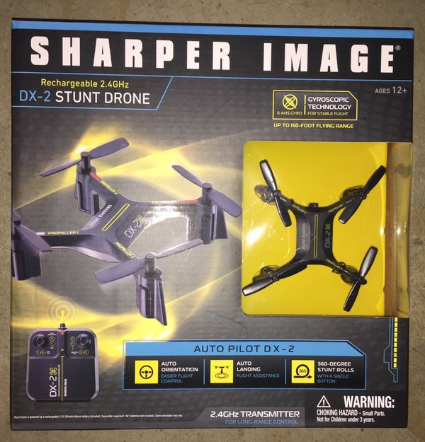 Sharper Image Dx 2 Stunt Drone For Sale In Inman Sc Offerup