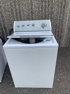 Photo Whirlpool washer