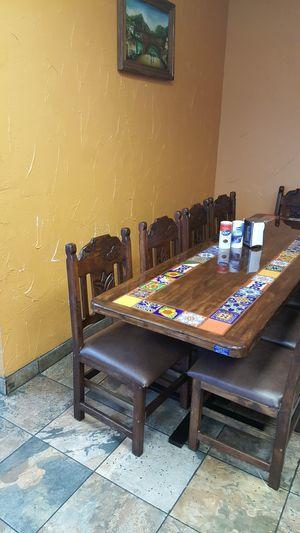 RESTAURANT ONLY..MUEBLES MEXICANOS PARA RESTAURANTE for Sale in Austin, TX