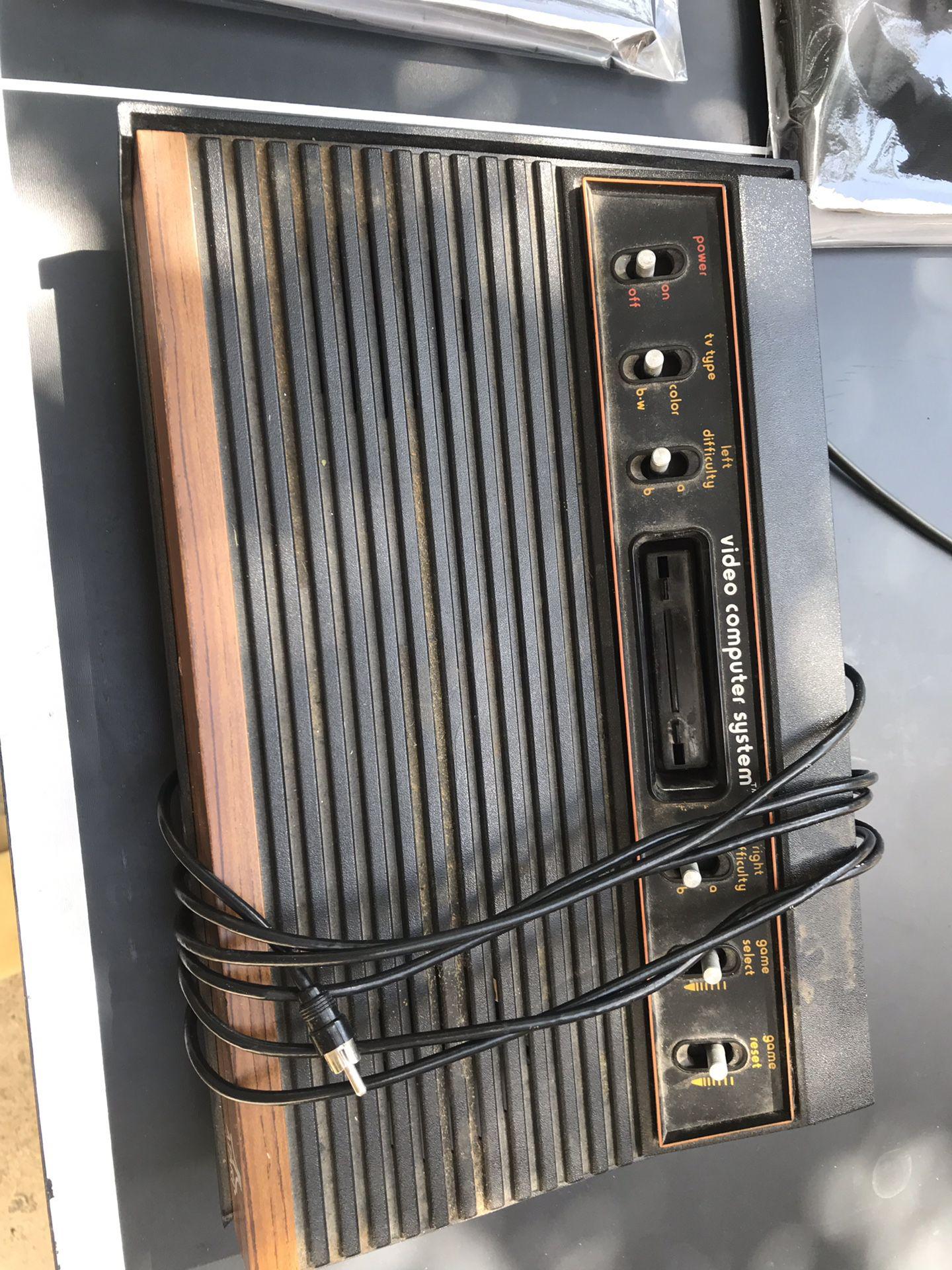 Classic Atari 2600 - parts