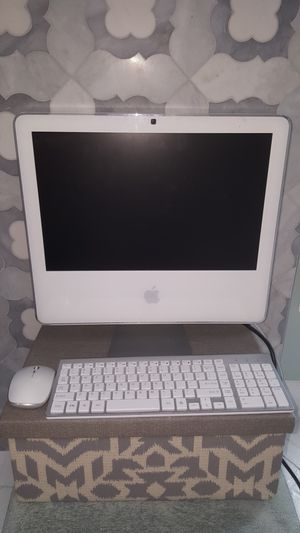 Apple Imac Computer with mouse and keyboard for Sale in Alexandria, VA