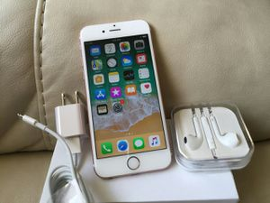 Factory unlocked, iPhone 6S, 64GB, Great Condition for Sale in Arlington, VA