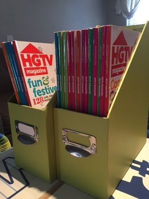 HGTV magazines for Sale in Atlanta, GA
