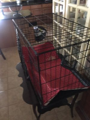 Animal cage for Sale in Midlothian, VA