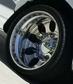 26 inch American Force dually Wheels for Sale in Riverside ...
