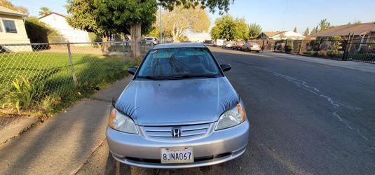 2003 Honda Civic Thumbnail