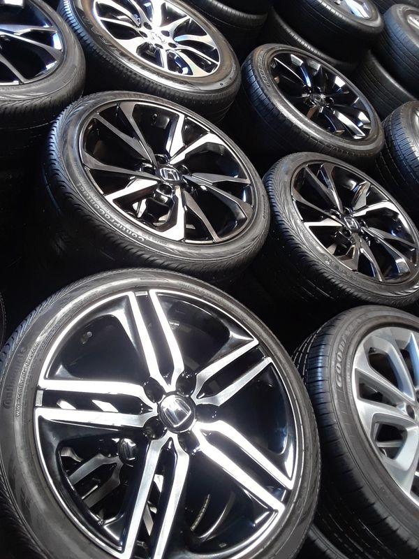 Accord Wheels Civic Odyssey Crv Sport Si Pilot Honda S