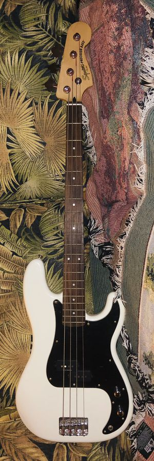 Photo 2008 Fender Squier Vintage Modified VM 4 string Precision Bass