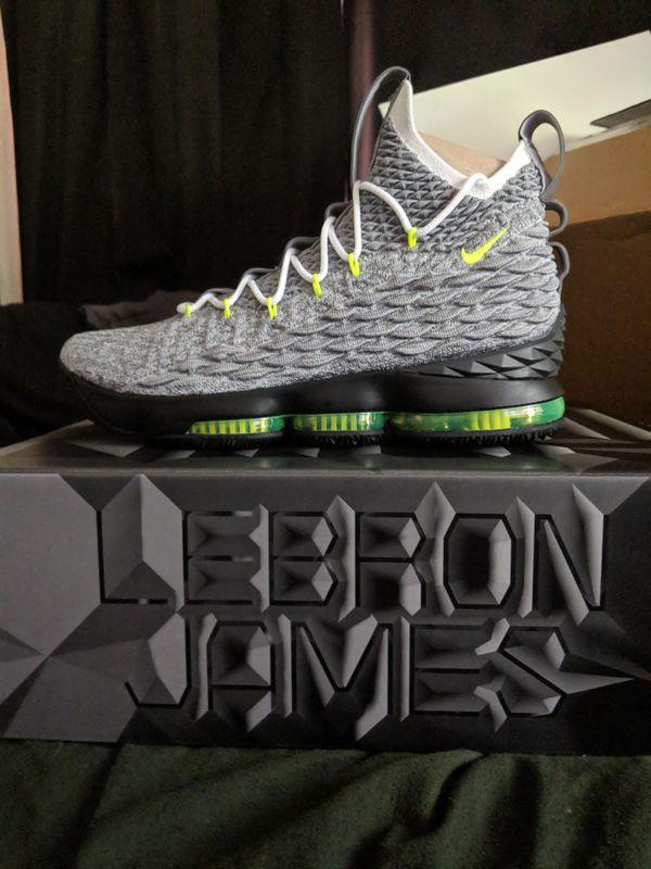 size 40 654d8 c7a4c Nike LeBron 15 Air Max 95