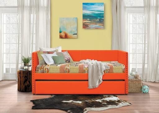 Therese different colors daybed with trundle for sale in houston
